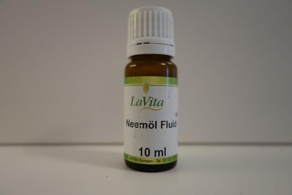 Neemöl Fluid (HT) LaVita 10ml