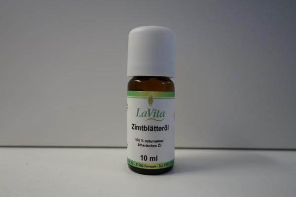 LaVita Zimtblätteröl 100% naturreines ÖL