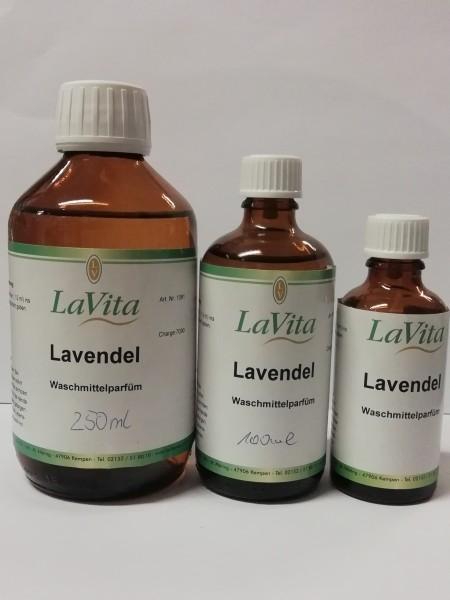 Waschmittel Parfuemoel Lavendel