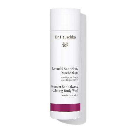 Lavendel Sandelholz Duschbalsam Dr. Hauschka 100% Naturkosmetik