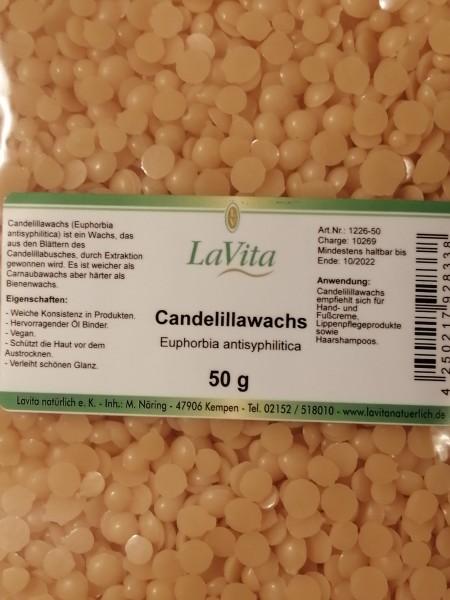 LaVita Candelillawachs 50g I 100g