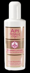 API Körperlotion mit Honig und Gelee Royale