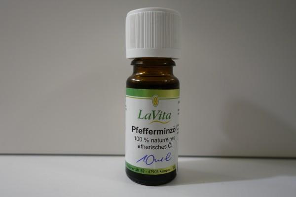 Pfefferminzöl 100% naturreines ätherische Öl 10ml
