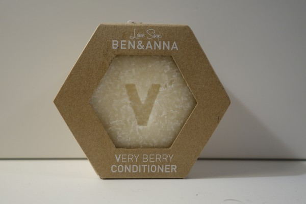 Ben & Anna Love Soap Conditioner Very Berry 60g