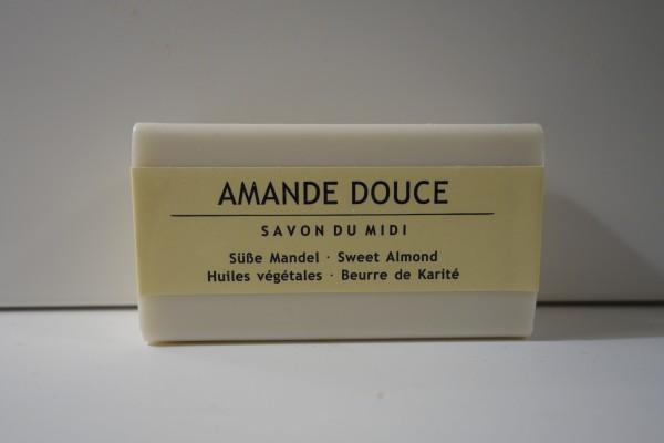 Savon du midi AMANDE DOUCE Karité-Seife 100gr.