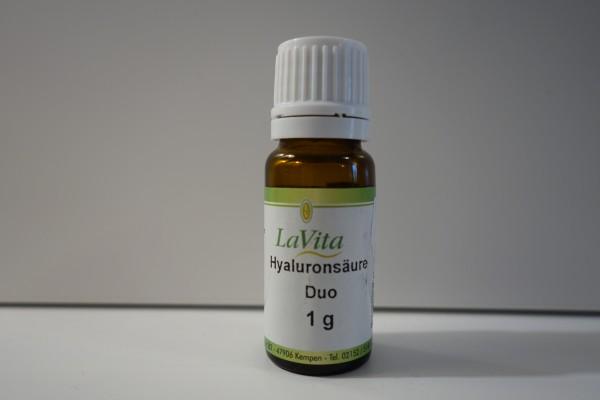 LaVita Hyaluronsäure Duo 1g