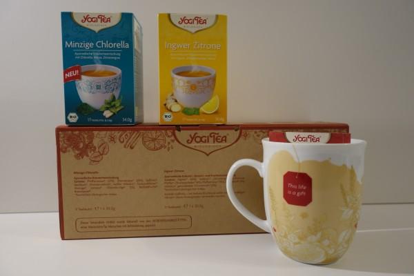 Geschenkbox YOGI TEA® - LIMITED EDITION