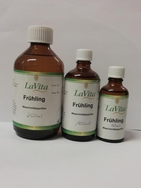 Waschmittelparfüm Frühling LaVita 50ml I 100ml I 250ml