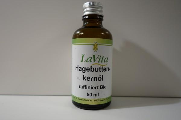 LaVita Hagebuttenkernöl raffiniert Bio 50ml