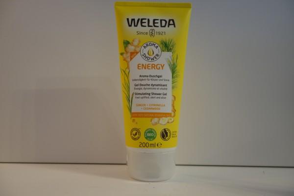 WELEDA AROMA-DUSCHGEL HARMONY I ENERGY 200ml