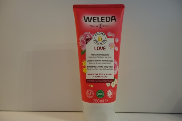 WELEDA AROMA-CREMEDUSCHE RELAX I LOVE 200ml