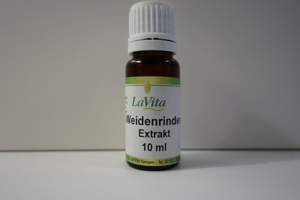 LaVita Weidenrinden Extrakt 10ml