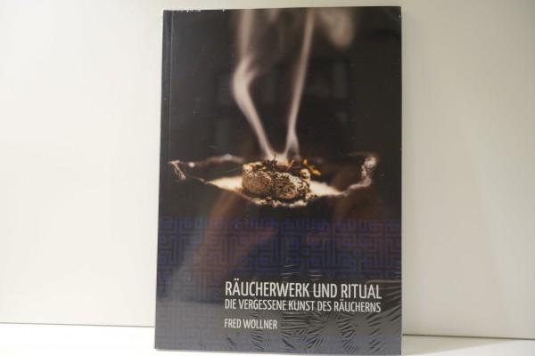 Buch Räucherwerk und Rituals von Fred Wollner