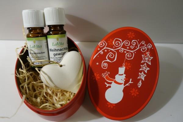 Wichteldose Weihnachtsgewürz- & Winterzauber-Öl