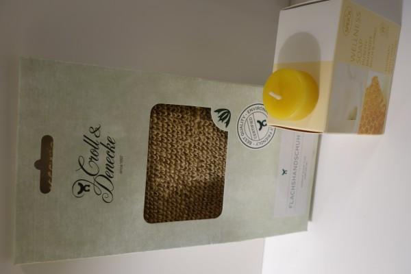 Geschenkset Wellness Milch & Honig