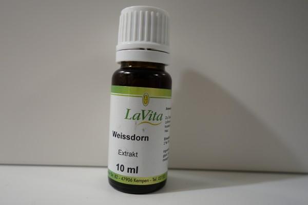 LaVita Weissdorn Extrakt 10ml