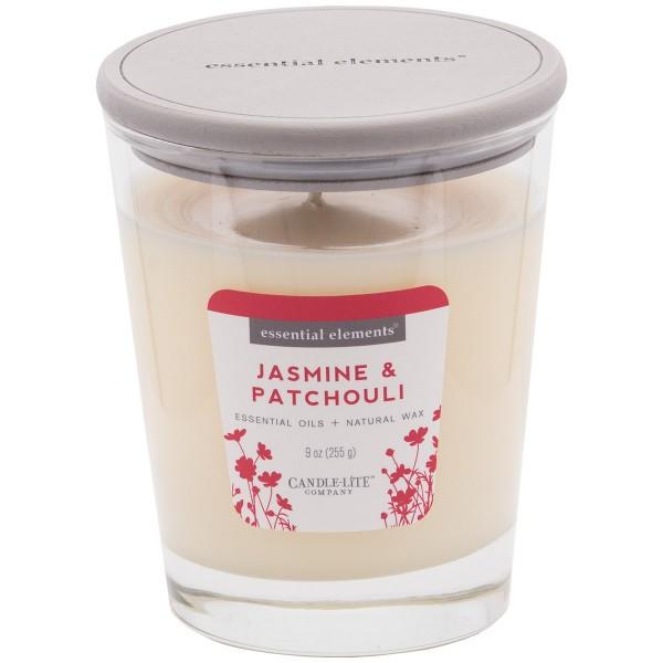 Duftkerze Jasmine & Patchouli