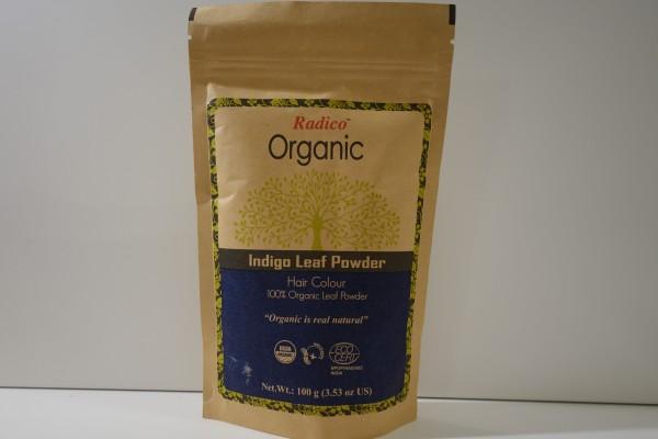 Radico Kräuterpackung Indigo Leaf Powder 100g