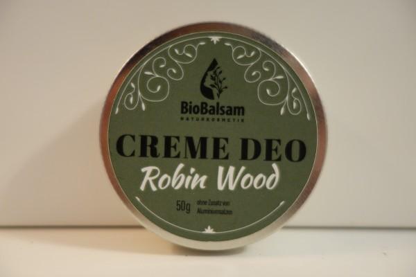 BioBalsam Creme Deo Robin Wood