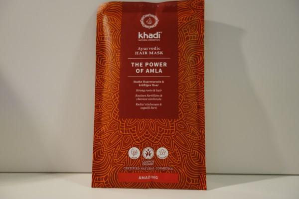 AYURVEDISCHE HAARMASKE THE POWER OF AMLA khadi