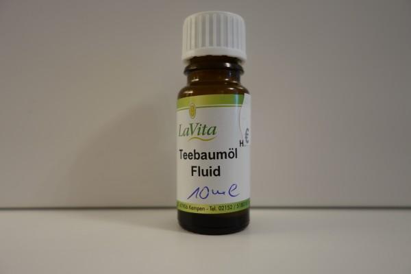 Teebaumöl Fluid (HT) LaVita 10ml