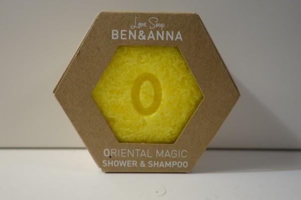 Ben & Anna Love Soap Shampoo & Duschgel Oriental Magic 60g