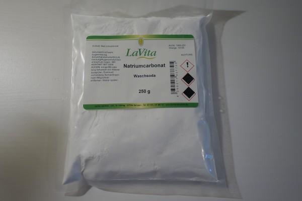 LaVita Natriumcarbonat Waschsoda 250g