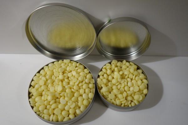 LaVita Kakaobutter Chips in Weichblechdose 50g / 100g