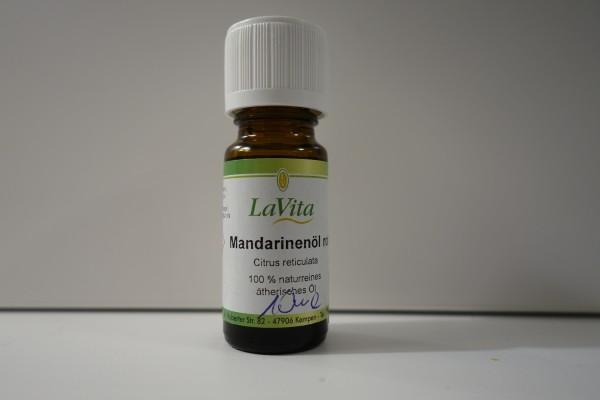 Mandarinenöl rot - 100% naturreines ätherisches Öl