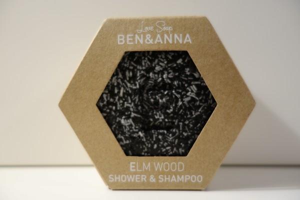 Ben & Anna Love Soap Shampoo & Duschgel Elmswood 60g