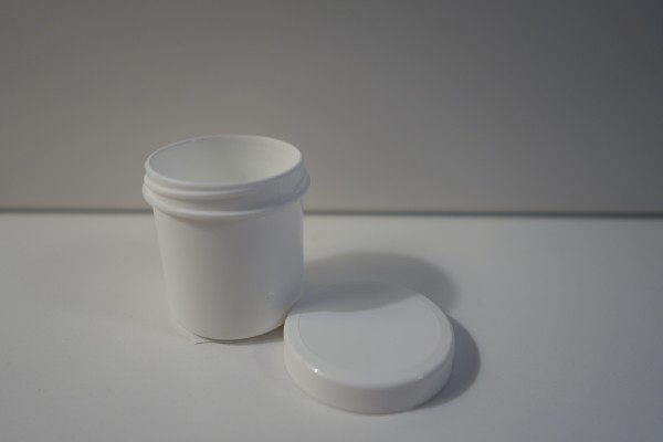 Schraubdeckeldose 12ml weiß