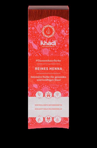 Naturhaarfarbe Rot/ Reines Henna