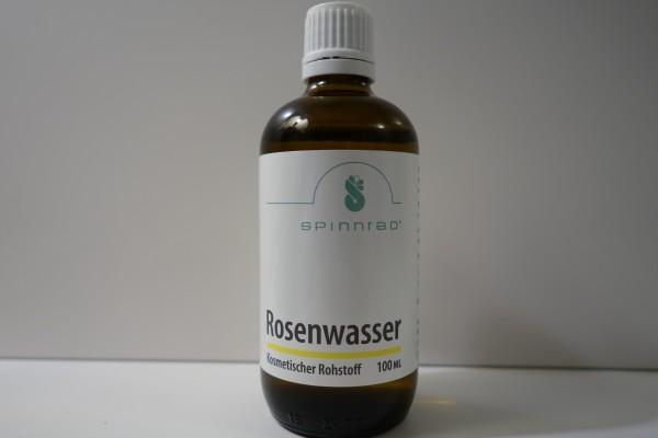Rosenwasser kosmetischer Rohstoff