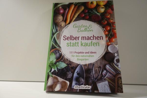 Buch Garten & Balkon - Selber machen statt kaufen