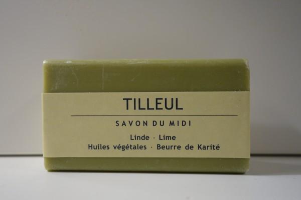 Savon du midi TILLEUL Karité-Seife 100gr.