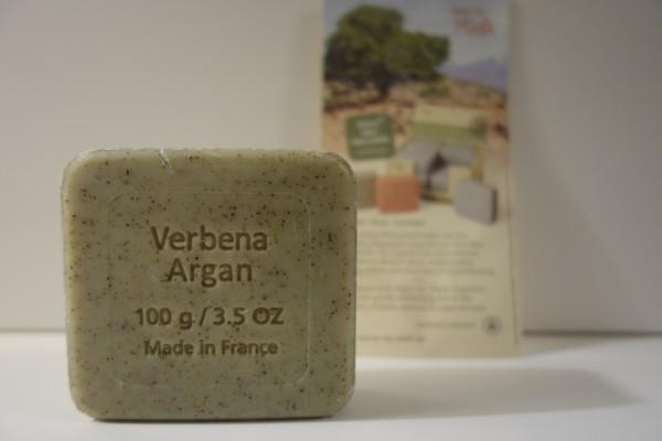 Verbena Argan Seife