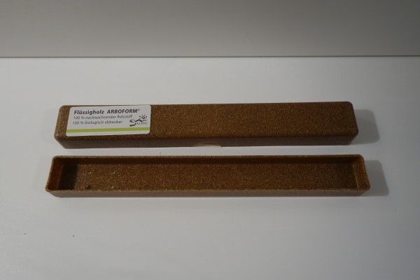 Zahnbürstenbox aus Flüssigholz