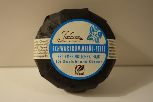 Schwarzkümmelöl Seife
