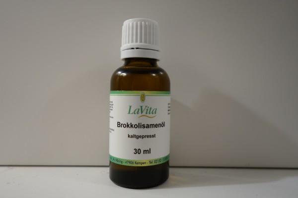 Brokkolisamenöl kaltgepresst LaVita 30ml