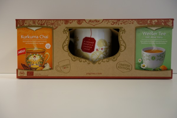 Geschenkbox YOGI TEA® - LIMITED EDITION