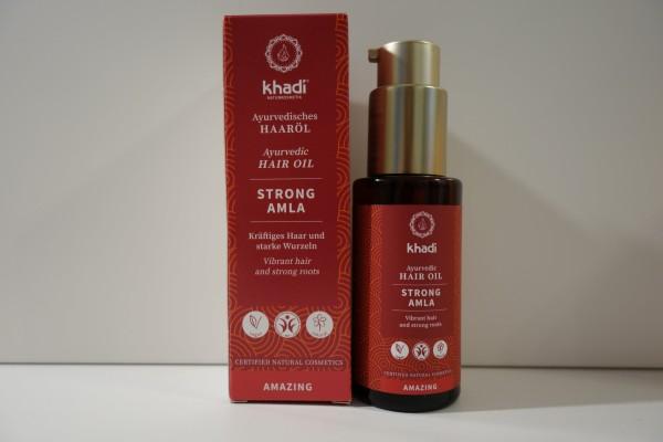 khadi Ayurvedisches Haaröl STRONG AMLA 50ml