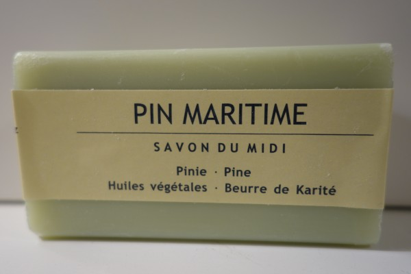 Savon du midi Pinie Karité-Seife 100gr.