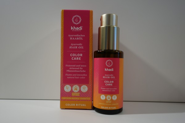 khadi Ayurvedisches Haaröl COLOR CARE 50ml