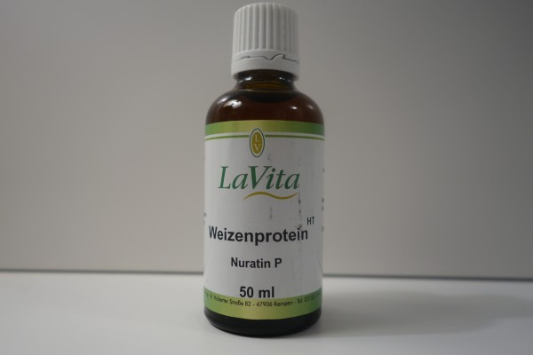 Weizenprotein / Nuratin P 50ml